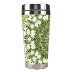 Mandala Center Strength Motivation Stainless Steel Travel Tumblers
