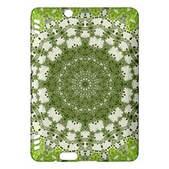 Mandala Center Strength Motivation Kindle Fire Hdx Hardshell Case