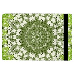 Mandala Center Strength Motivation Ipad Air Flip
