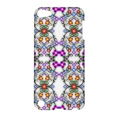 Floral Ornament Baby Girl Design Apple Ipod Touch 5 Hardshell Case