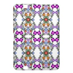 Floral Ornament Baby Girl Design Kindle Fire Hd 8 9