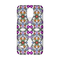 Floral Ornament Baby Girl Design Samsung Galaxy S5 Hardshell Case