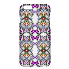 Floral Ornament Baby Girl Design Apple Iphone 6 Plus/6s Plus Hardshell Case