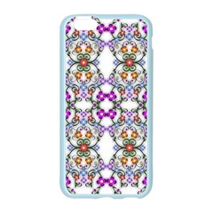 Floral Ornament Baby Girl Design Apple Seamless iPhone 6/6S Case (Color)