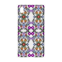 Floral Ornament Baby Girl Design Sony Xperia Z3+