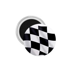 Flag Chess Corse Race Auto Road 1.75  Magnets