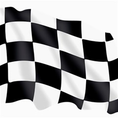 Flag Chess Corse Race Auto Road Canvas 12  X 12