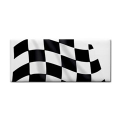 Flag Chess Corse Race Auto Road Cosmetic Storage Cases