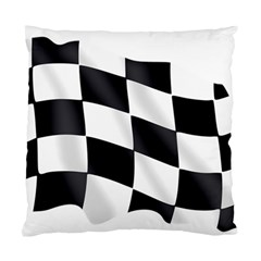 Flag Chess Corse Race Auto Road Standard Cushion Case (two Sides)