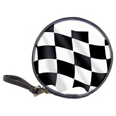 Flag Chess Corse Race Auto Road Classic 20 Cd Wallets