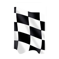 Flag Chess Corse Race Auto Road Memory Card Reader