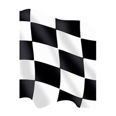 Flag Chess Corse Race Auto Road 5 5  X 8 5  Notebooks