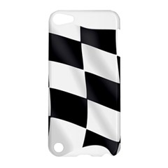 Flag Chess Corse Race Auto Road Apple Ipod Touch 5 Hardshell Case
