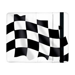 Flag Chess Corse Race Auto Road Samsung Galaxy Tab Pro 8 4  Flip Case