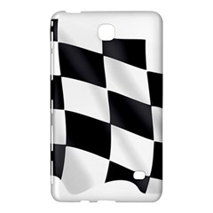 Flag Chess Corse Race Auto Road Samsung Galaxy Tab 4 (7 ) Hardshell Case