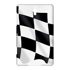 Flag Chess Corse Race Auto Road Samsung Galaxy Tab S (8.4 ) Hardshell Case