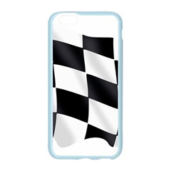 Flag Chess Corse Race Auto Road Apple Seamless iPhone 6/6S Case (Color)