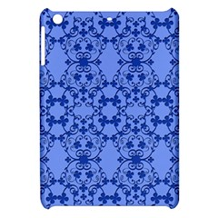 Floral Ornament Baby Boy Design Apple Ipad Mini Hardshell Case