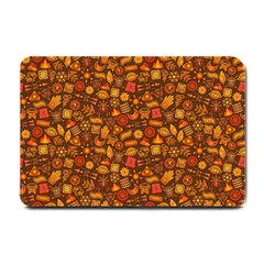 Pattern Background Ethnic Tribal Small Doormat