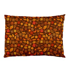 Pattern Background Ethnic Tribal Pillow Case