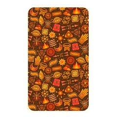 Pattern Background Ethnic Tribal Memory Card Reader