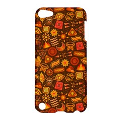 Pattern Background Ethnic Tribal Apple Ipod Touch 5 Hardshell Case