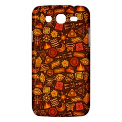 Pattern Background Ethnic Tribal Samsung Galaxy Mega 5 8 I9152 Hardshell Case