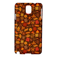 Pattern Background Ethnic Tribal Samsung Galaxy Note 3 N9005 Hardshell Case
