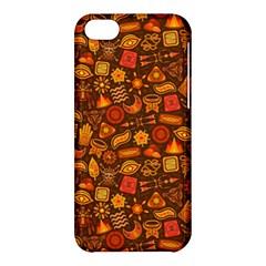 Pattern Background Ethnic Tribal Apple Iphone 5c Hardshell Case