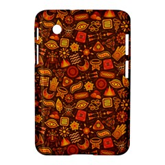 Pattern Background Ethnic Tribal Samsung Galaxy Tab 2 (7 ) P3100 Hardshell Case