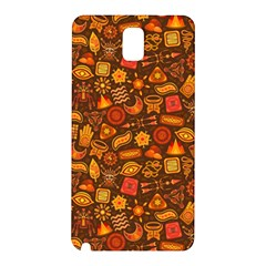 Pattern Background Ethnic Tribal Samsung Galaxy Note 3 N9005 Hardshell Back Case
