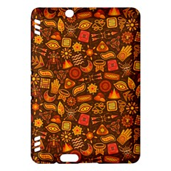 Pattern Background Ethnic Tribal Kindle Fire Hdx Hardshell Case