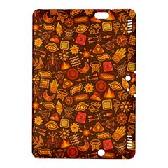 Pattern Background Ethnic Tribal Kindle Fire Hdx 8 9  Hardshell Case