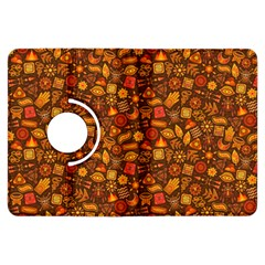 Pattern Background Ethnic Tribal Kindle Fire Hdx Flip 360 Case