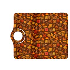 Pattern Background Ethnic Tribal Kindle Fire Hdx 8 9  Flip 360 Case