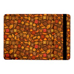 Pattern Background Ethnic Tribal Samsung Galaxy Tab Pro 10 1  Flip Case