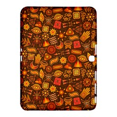Pattern Background Ethnic Tribal Samsung Galaxy Tab 4 (10 1 ) Hardshell Case