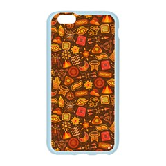 Pattern Background Ethnic Tribal Apple Seamless iPhone 6/6S Case (Color)