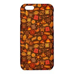 Pattern Background Ethnic Tribal iPhone 6/6S TPU Case