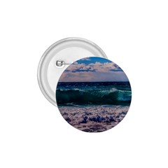 Wave Foam Spray Sea Water Nature 1 75  Buttons