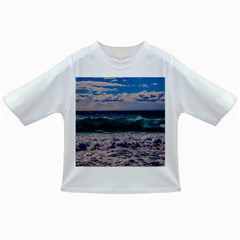 Wave Foam Spray Sea Water Nature Infant/toddler T Shirts