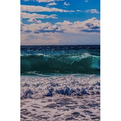 Wave Foam Spray Sea Water Nature 5 5  X 8 5  Notebooks