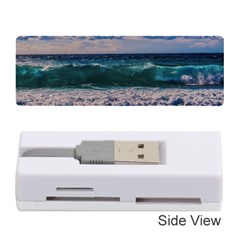 Wave Foam Spray Sea Water Nature Memory Card Reader (stick)