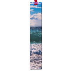 Wave Foam Spray Sea Water Nature Large Book Marks