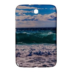 Wave Foam Spray Sea Water Nature Samsung Galaxy Note 8 0 N5100 Hardshell Case