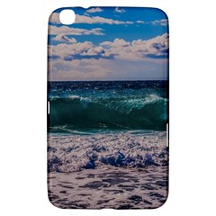 Wave Foam Spray Sea Water Nature Samsung Galaxy Tab 3 (8 ) T3100 Hardshell Case