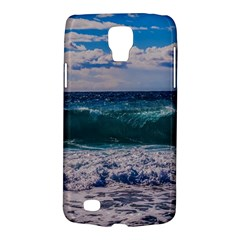 Wave Foam Spray Sea Water Nature Galaxy S4 Active