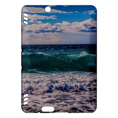 Wave Foam Spray Sea Water Nature Kindle Fire HDX Hardshell Case