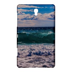 Wave Foam Spray Sea Water Nature Samsung Galaxy Tab S (8 4 ) Hardshell Case