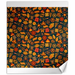 Pattern Background Ethnic Tribal Canvas 20  X 24